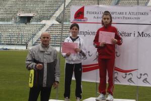 Read more about the article Kampionati i Grupmoshave 2013 (Tirane)