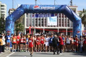Read more about the article Kampionati Ballkanik i Gjysme Maratones,