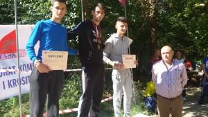 Read more about the article Kampionati Kombetar i Krosit, Shtator 2014