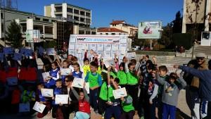 Read more about the article Vrapimi i 70 vjetorit të Çlirimit në Korçë