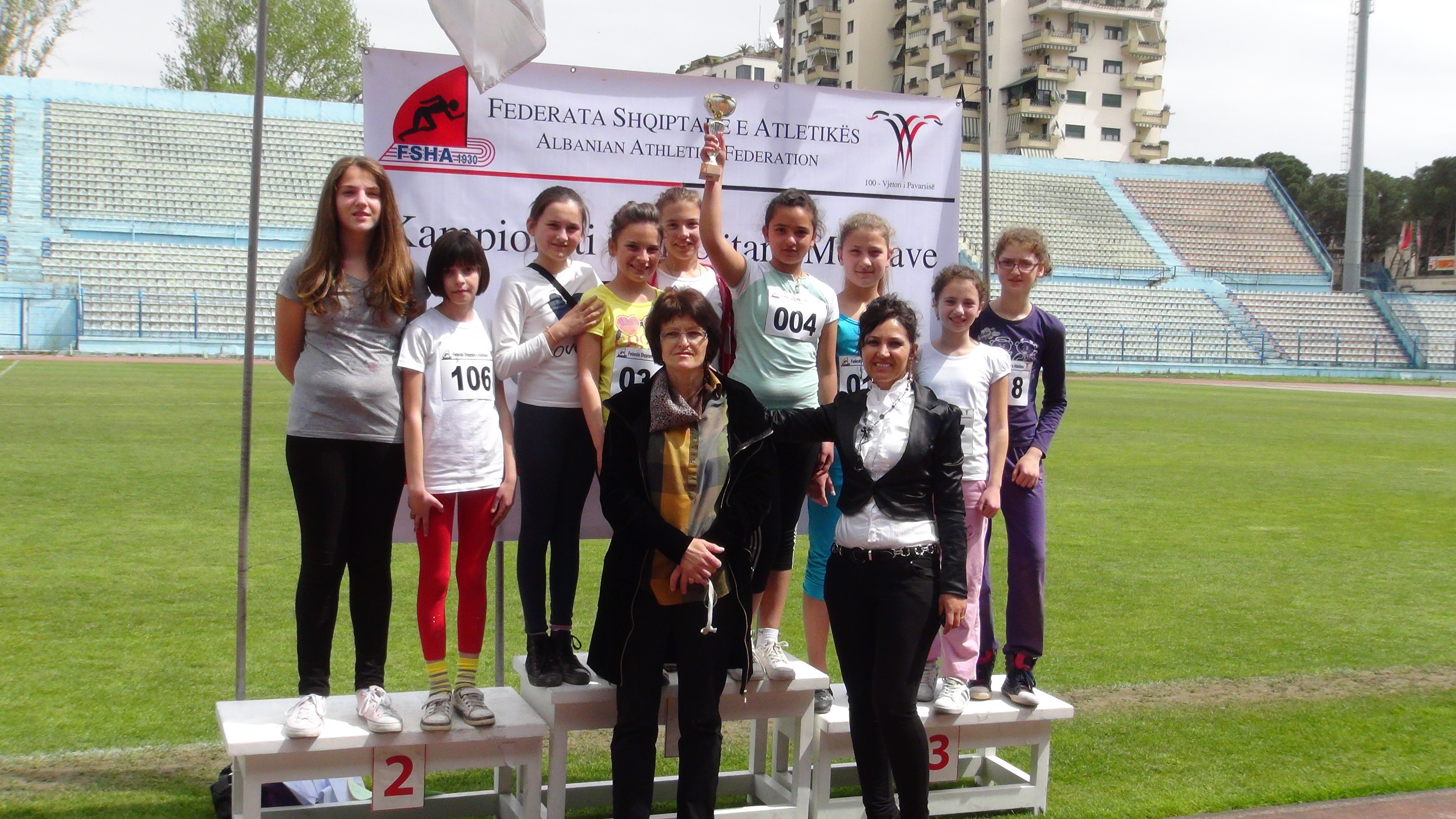 You are currently viewing Kampionati Kombëtar i Moshave U13, Tiranë, 11.04.2011