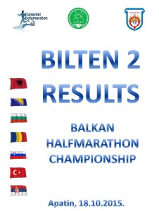 Read more about the article Balkan Half Marathon Championships Apatin, 18/10/2015