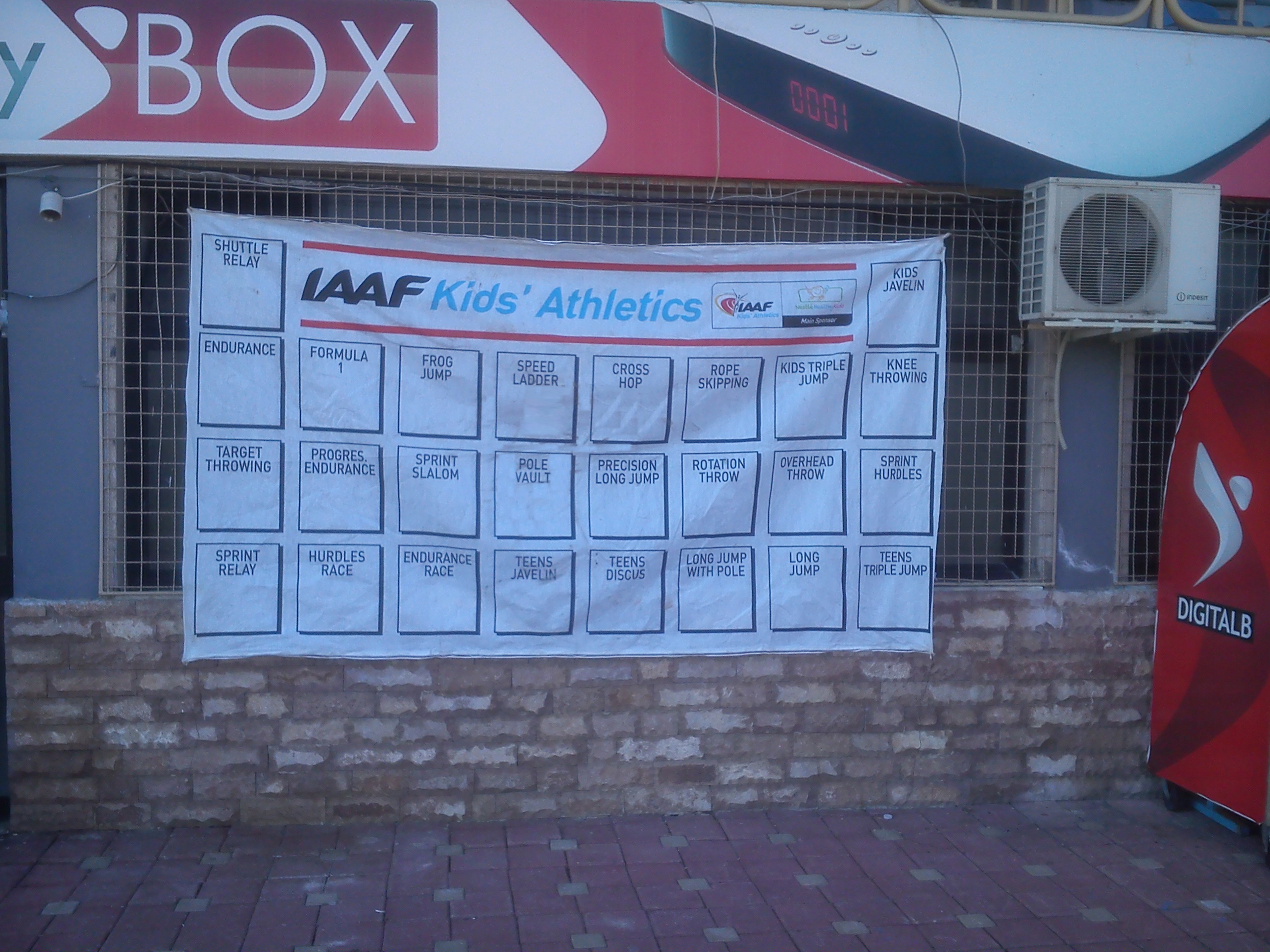 You are currently viewing Kids Athletics Tiranë 02-02-2016