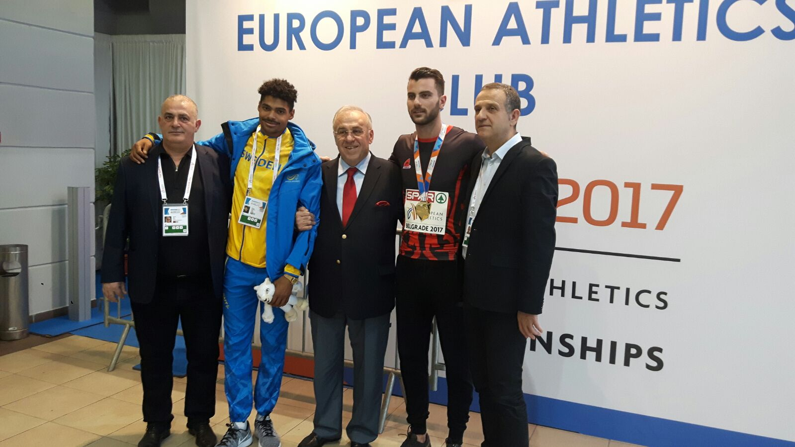You are currently viewing European Athletics Indoor Championships,03-05 Mars Beograd
